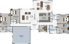 Modern 4 Bedroom House Plans Ovation 4 Bedroom House Plan Landmark Homes Builders Nz Home