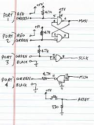 powered usb hub wiring diagram images usb 2 0 hub circuit diagram port usb hub circuit diagram opps i drew ports 1 and 2 red