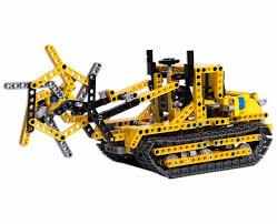 Lego Technic Bulldozer 42028 Pley Buy Or Rent The Coolest Toys