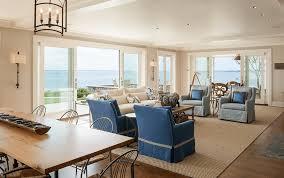 White beach furniture Beach Home The Spruce 20 Beautiful Beach House Living Room Ideas