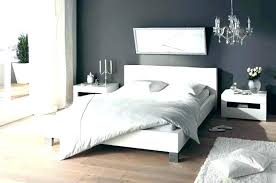 All White Modern Bedroom Designs Bedrooms For Beautiful Design ...