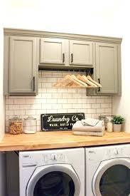 laundry room ideas best cabinets on cabinet diy countertop basement la