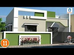 Most beautiful small house front elevation designs || 3D Front ...