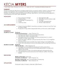 film resume samples film production resume topic related to production resume samples