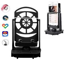 Esimen Steps Counter for Pokemon Go Cellphone Pedometer Accessories Quick  Steps Earning Device with USB Cable, Phone Holder (Super Mute) -Support 2  Phones (Black): Amazon.in: Electronics