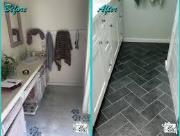how to redo bathroom floor. Remodeling Bathroom Floor Mesa AZ MK Design Tile Before And After How To Redo T