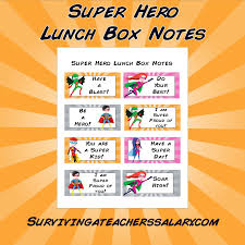 Printable Note Cards Super Hero Printable Valentines Day Cards