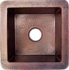 hammered copper kitchen sink: weathered undermount hammered copper kitchen sink