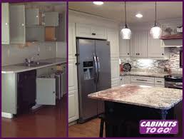 cabinets to go. tackling kitchen cabinets in atlanta with to go - see more at: http: