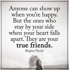 Friendships Quotes Extraordinary Best Friendships Quotes Anyone Can Show Up When You're Happy