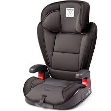 peg perego viaggio 2 3 surefix car seat isofix group 2 3 15 36 kg test winner black collection 2018