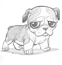 cute puppy drawings in pencil for kids. Brilliant Cute Cute Drawings  Dr Odd To Puppy In Pencil For Kids
