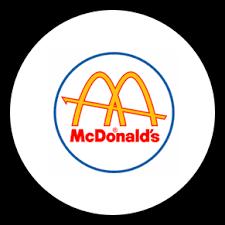 mcdonalds logo 2015 transparent background.  Mcdonalds McDonalds Logo Arches To Mcdonalds 2015 Transparent Background
