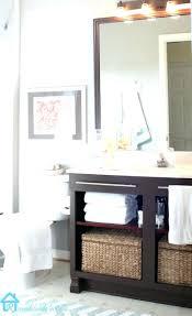 open shelf bathroom vanities vanity shelves home interior design inch  regarding