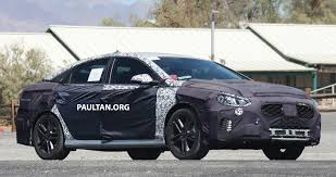 2018 hyundai sonata facelift. interesting facelift spyshots 2018 hyundai sonata facelift u2013 n version image 538370 intended hyundai sonata