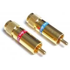Купить <b>разъемы RCA Van den</b> Hul C-5.5 | Аудио видео кабели и ...