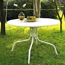 Vintage Metal Outdoor Furniture Old Fashioned Metal Garden Furniture