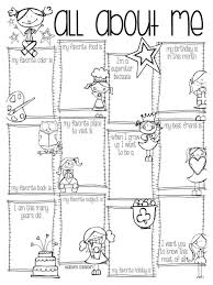 All About Me Coloring Pages Free Printable All About Me Coloring