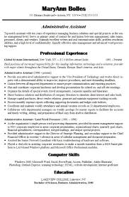 Accountant Resume Sample India Senior Resume Examples Accountant Executive  Assistant Sample Resume Free executive administrative Resume