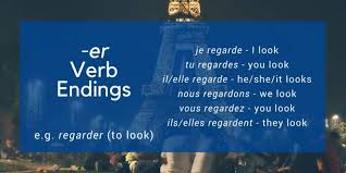 French Verb Tenses Chart How To Master French Verb Conjugation In 5 Easy Steps