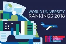 World University Rankings 2018: results announced   Times Higher ...