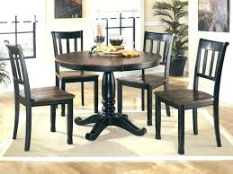 dark wood round dining table and chairs wooden sets kitchen skinny best with kitc dark wood dining room table and chairs square modern set glass