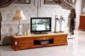 stand speaker solid wood bar desk large tv riser convenience concepts