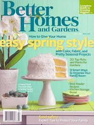 better homes and garden magazine. Your Home And Garden Subscription Elegant Magazine Coverage Better Homes
