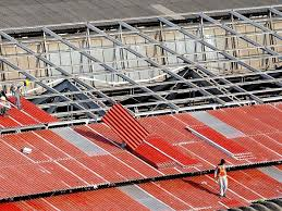 Asbestos Sheet House Design Roofing Sheets Their Types Applications And Costs In India