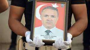 Hakkari Emniyet müdür yardımcısı Cevher'in katili tutuklandı