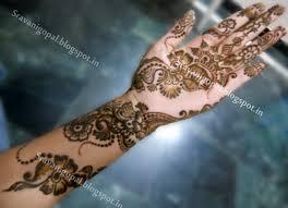 Sravani S Arts Crafts Mehndi Designs