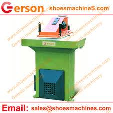 atomdesign atom design hydraulic swing arm cutting press machine die cutting