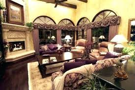 tuscan style dining table and chairs inspired living room decor furniture rooms awesome nice ideas