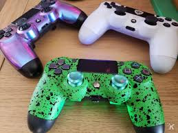 MegaModz PlayStation 4 custom controller