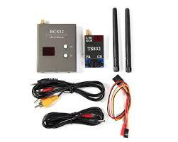 boscam 32ch 5 8g 600mw 5km wireless av transmitter ts832 receiver Wireless Transmitter at Ts832 Transmitter Wiring Diagram