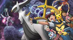 Pokémon: Arceus and the Jewel of Life Movie Review and Ratings by Kids -  Page 4