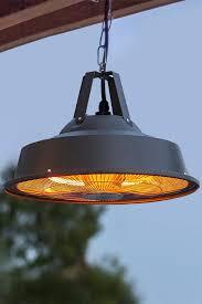 hanging electric outdoor heater by la