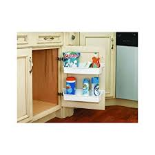 Exellent Amazon Kitchen Cabinet Doors Revashelf Door Storage Organizer Tray Set In Design Ideas