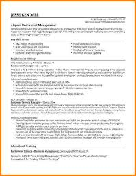 restaurant manager resume airport restaurant management for resume restaurant manager resume template