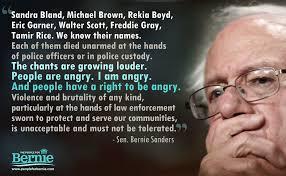 Black Lives Matter Quotes Amazing Better World Quotes Bernie Sanders On BlackLivesMatter
