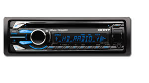 sony mobile audio receivers cdx gthd