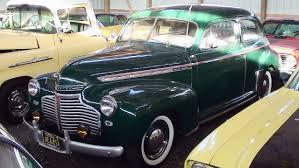 1941 Chevrolet 2 dr Sedan 51xxx Original Miles - YouTube
