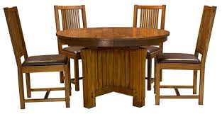 Round Extendable Dining Table In Dining Rooms Outlet