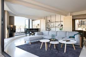 penthouse furniture. Spacious-Penthouse-With-A-Nice-Balance-Of-Furniture- Penthouse Furniture E