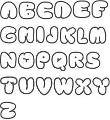 bubble letters font bogusky2 grafograffiti 2012 06 16