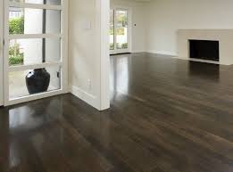 Kitchens With Dark Floors  18 Photos Of The Black Hardwood Floor Staining Hardwood Floors Black