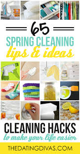 Cleaning Advertising Ideas Spring Cleaning Hacks Easy Cleaning Ideas The Dating Divas