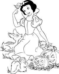 30 Princess Halloween Coloring Pages Princess Halloween Coloring Print Snow White Coloring Pagesll L