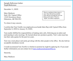 Example Of Reference Reference Letters For Human Resource 15 Samples With Writing Tips