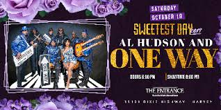 One Way featuring Al Hudson Sweetest Day 2019 Tickets, Sat, Oct ...